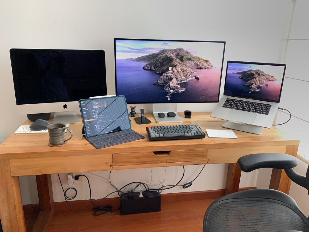 juanos home workspace
